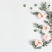 Фотофон цветы FL1